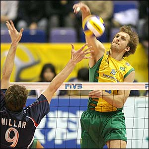 love to play this game, although I can't jump high and do proper spike. I'm the libero guy :)