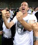 Giorgio Chiellini. Salah satu didikan Juventus yang sukses bersama klub kita.