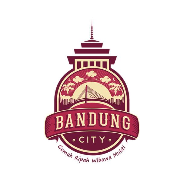 Bandung - logo design 4