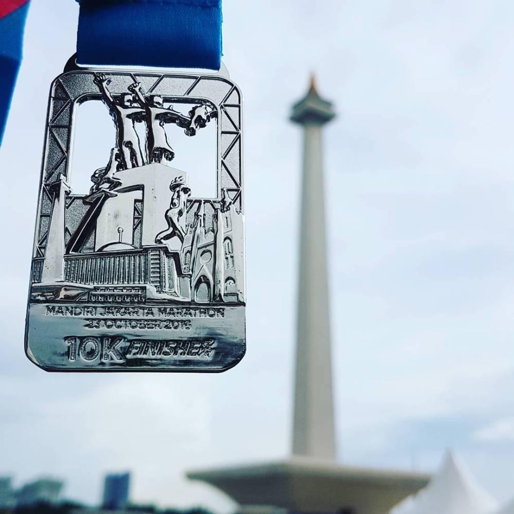 10K Medal Finisher